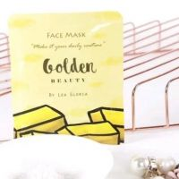 Lea Gloria Masker Organik Golden Beauty