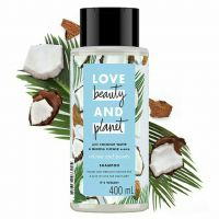 Love Beauty and Planet Coconut Water & Mimosa Flower Shampoo