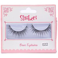 Stroberi Faux Basic Eyelashes Mix 022