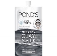 Pond's Mineral Clay Mask Purifying Charcoal