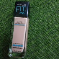 Maybelline Maybelline Fit Me Foundation Ivory - 115
