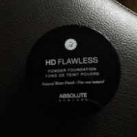 Absolute New York HD FLAWLESS powder foundation natural matte finish HDPF04 - NUDE