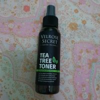 Velrose Secret Tea Tree Toner Velrose Secret Nature Organic Tea Tree