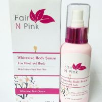 Fair & Lovely Fair N Pink Whitening Body Serum