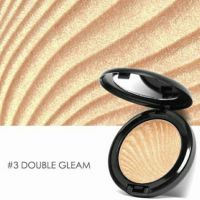 Focallure The Beam  baked powder highlighter 03 double gleam