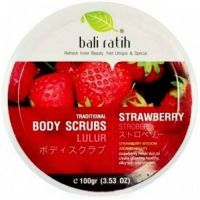 Bali Ratih Body Scrub Strawberry