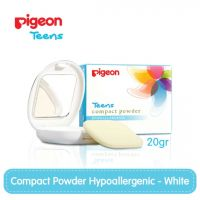 Pigeon Compact Powder Hypoallergic White