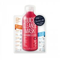 Ariul Juice Cleanse Mask Raspberry & Lentil