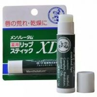 Rohto Mentholatum Medicated Lip Stick XD