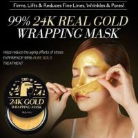 Althea PIOLANG 24K Gold wrapping mask 80ml  4