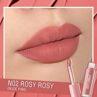Pinkflash Melting Mette Lip Cream N02 Rosy Rosy