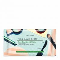 Watsons Facial Cleansing Wipes Cleansing & Exfoliating