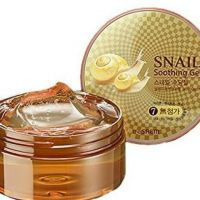 the SAEM snail shooting gel the saem gel