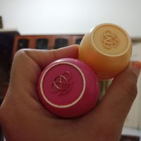 Oriflame tender care protecting balm rose and organic honey