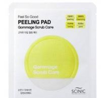 Scinic Feel So Good Peeling Pad Gommage Scrub Care