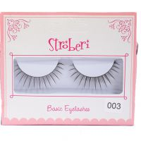 Stroberi Faux Basic Eyelashes Mix 003