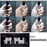 Mad For Makeup MADAME GIE NAIL MOJI NS02 MONOCHROME