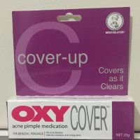 OXY Oxy Cover Acne pimple medication