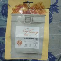 HappyMask Beor - honey mask pack honey