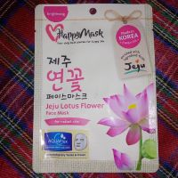 HappyMask HappyMask Jeju Lotus Flower Jeju Lotus Flower