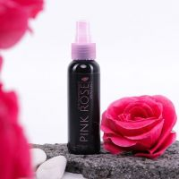 Natuna Oilvera  Natuna Pink Rose Water Toner Pink Rose Water with Tea Tree & Witch Hazel