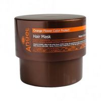 Angel Haircare Orange Flower Color Protect Hair Mask