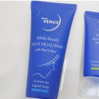 Marcks Venus Marck Venus white beauty AQUA FACIAL WASH liquid shoap for All Skin Type