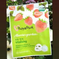 HappyMask Berries Garden Vitalising