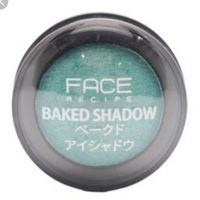 FACE Recipe FACE recipe Baked Shadow Turquoise