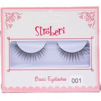 Stroberi Faux Basic Eyelashes Mix 001