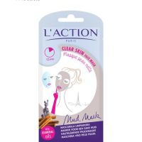 L'Action Paris Clear skin face mask mud mask
