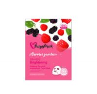 HappyMask Happy Mask Berries Garden Mulberry Face Mask