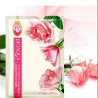 Bioaqua Bioaqua Rose Sheet Mask Rose