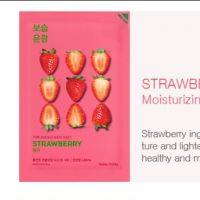 Holika Holika holika holika pure essense mask sheet strawberry