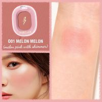 Pinkflash Ohmyhoney Blush On Powder O01 Melon Melon