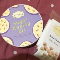 Mirael Sugar Waxing Kit Brazilian Passion Fruit