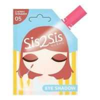 THAI Sis2Sis Long Wear Creamy Eyeshadow 05 Cherry Shimmer