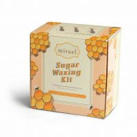 Mirael Sugar Waxing Kit Energizing Honey