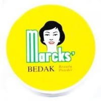 Marcks Bedak Beauty Powder Invisible