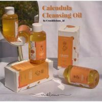 Crushlicious Calendula cleansing oil