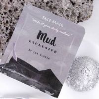 Lea Gloria Masker Organik Mud Exclusive