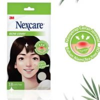 Nexcare Acne patch with tea tree Tea tree Oil