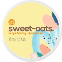 Klei & Clay Sweet-Oats Brightening Clay Mask