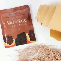 Lea Gloria Masker Organik Chocolate Melted