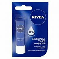 NIVEA Caring Lip Balm Original Care