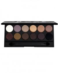 Sleek MakeUp i-Divine Eye Shadow Palette Au Naturel