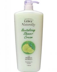 Leivy Revitalising Shower Cream Pomelo Extract