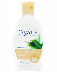 Ovale Facial Lotion Aloe Vera - Whitening