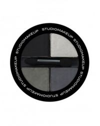 Studiomakeup Eyeshadow Quad SEK06 Up In Smoke