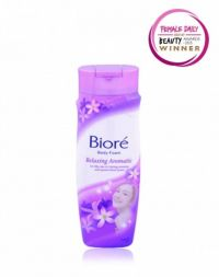 Biore Body Foam Relaxing Aromatic